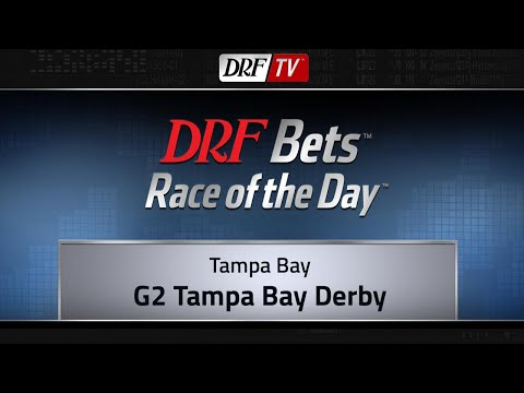 Saturday Race of the Day - Tampa Bay Derby - 2018