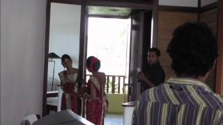 Chanuri & Naveen's Home Coming Behind the Scenes