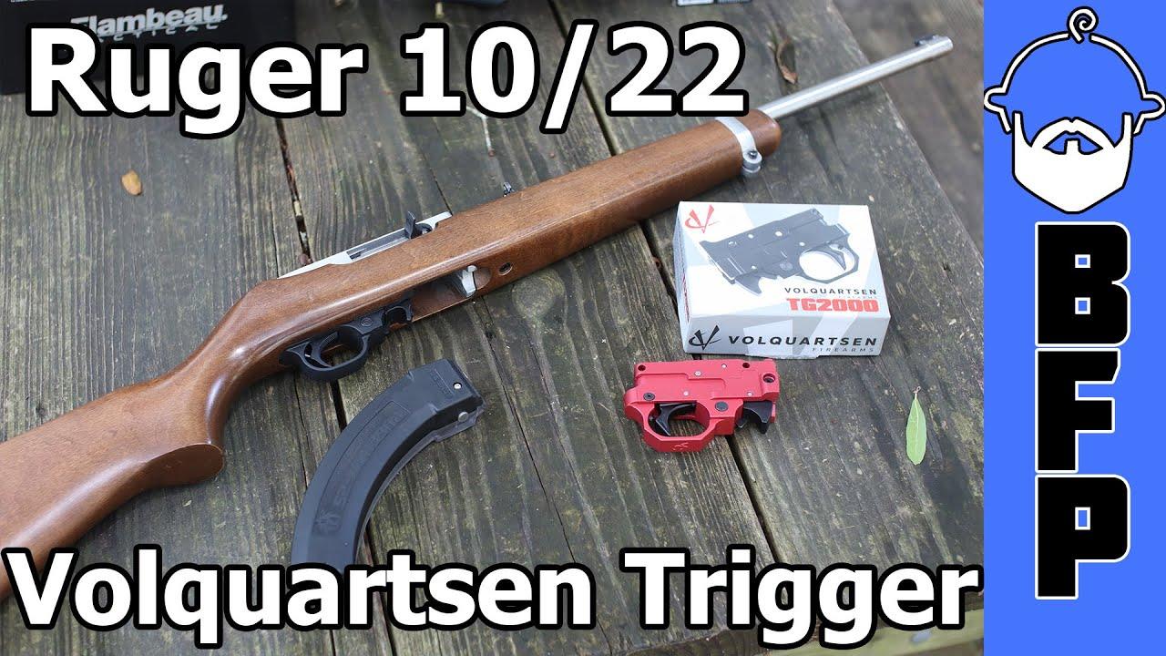 10/22 Volquartsen Trigger