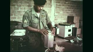Traditional Thanksgiving Day Turkey Enjoyed by Special Forces in Vietnam, November 22, 1966