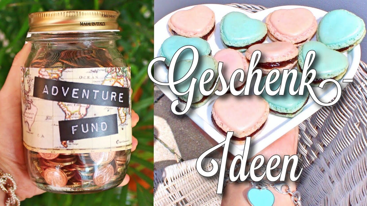 12 diy geschenkideen f r m nner frauen unboxing glossybox wellness youtube. Black Bedroom Furniture Sets. Home Design Ideas