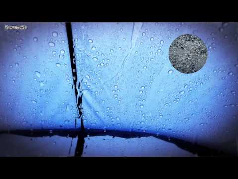 2 Hours of Rain on a Tent Sounds I Rainfall and Freezing Rain I Natural Sounds for Sleeping HD