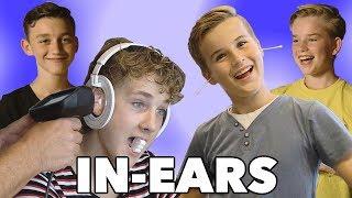 #42 IN-EARS & PRODUCERS ONTMOETEN | JUNIORSONGFESTIVAL.NL🇳🇱