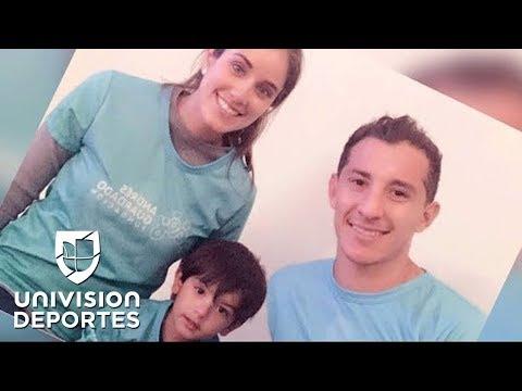 La codiciada foto del hijo de Andrés Guardado con Lionel Messi