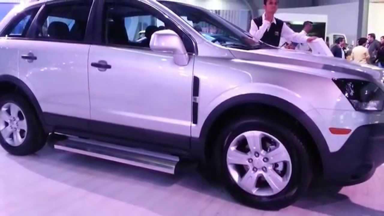 Chevrolet Captiva Sport 2015 Video Exterior