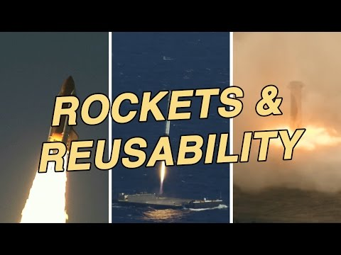 Rockets, SpaceX, and the quest for reusability