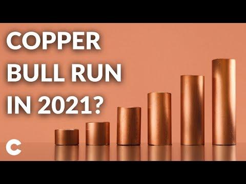 Copper Prices 2021 Forecast | Will Massive Copper Bull Run Continue?