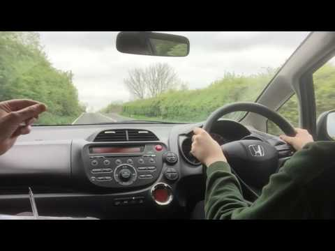 UK driving test.  Jessica