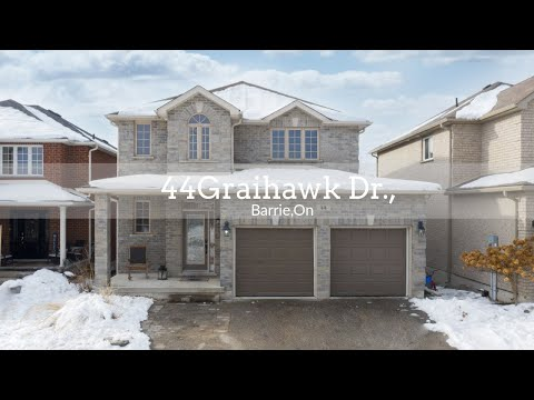 44 Graihawk Dr.,