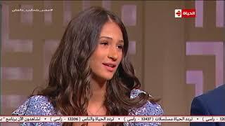 بوضوح | الفنانة الشابة جومانا فؤاد تكشف كواليس مشهد قتل واغتصاب ريم في ضد مجهول