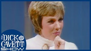 Julie Andrews On Why She Wasn't Cast In 'My Fair Lady' | The Dick Cavett Show