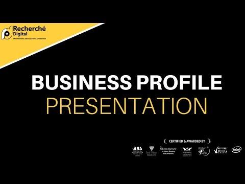Vrinda Nano Technologies (P) Ltd. Video Presentation