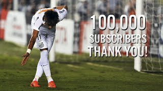 Neymar  Best Dancing  Celebrations - 100000 Subscribers Thank You