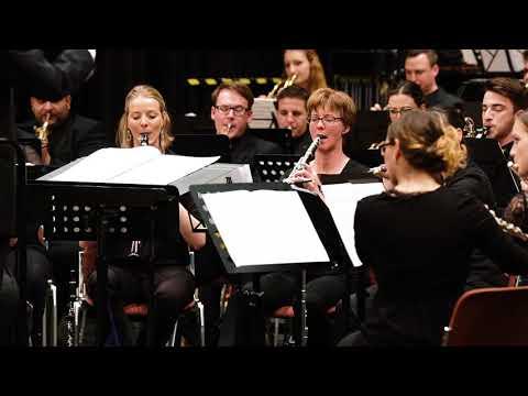 Samuel L. Hazo | Arabesque | Bläserphilharmonie Baden-Württemberg
