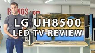 LG UH8500 TV Review - Rtings.com