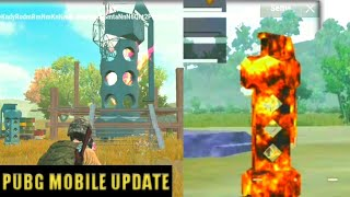 PUBG MOBILE| NEW UPDATE 0.19.0 FEATURES| OBSTACLE GAMING