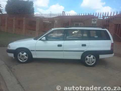 1995 opel astra 160i estate auto for sale on auto trader south africa youtube. Black Bedroom Furniture Sets. Home Design Ideas