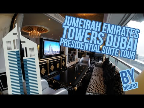 Jumeirah Emirates Towers Presidential Suite Tour