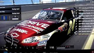 gt5 level 21 jeff gordon s nascar special event advanced gold daytona final two laps