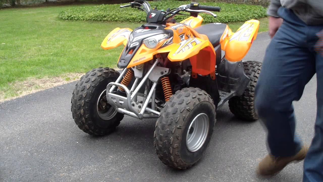 2005 Polaris Predator 90cc ATV