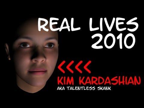 Real Lives 2010 - The Next Kim Kardashian #1