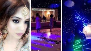 haroon arifa wedding   mariyah khan snapchat videos 21 01 17