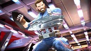 MARVEL - Contest of Champions: Steve Rogers Trailer 2018 (Android, IOS)