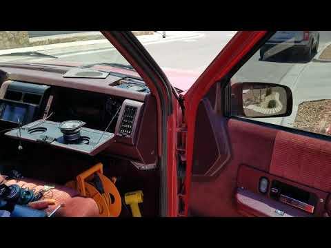 Installed The PRV 4MR60-4 In The Dash