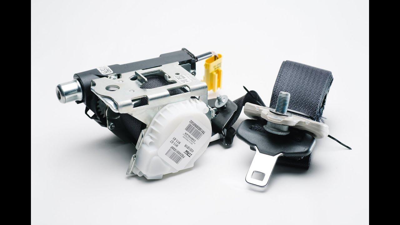 ford airbag module reset \u0026 seat belt repair youtubeford airbag module reset \u0026 seat belt repair