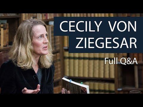Cecily von Ziegesar | Full Q&A | Oxford Union
