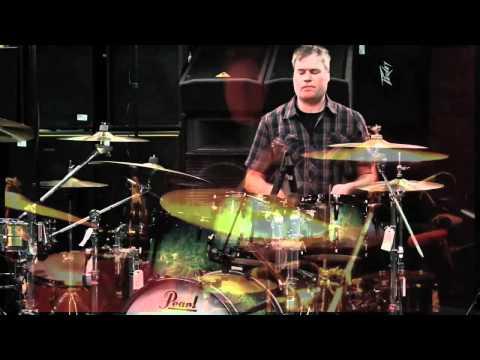 Brad Steine discusses teaching drums at Music Go Round, Woodbury