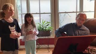 Luis Bush Grandaughers Praise   Eden Hope & Evangeline Joy 2020