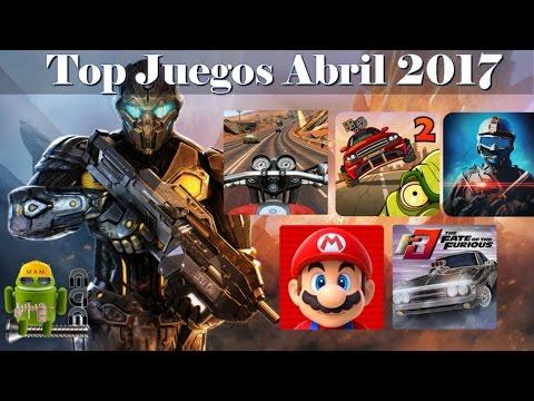 Top Mejores Juegos Gratuitos De Playstore Abril 2017 Youtube