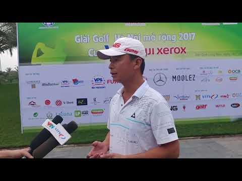 Tại sao giải Hanoi Open ngày càng thu hút các golfer hàng đầu Vietnam