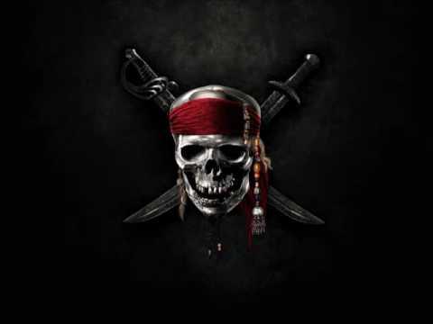 pirates of the Caribbean yo ho Hoist the colors+Lyrics full song