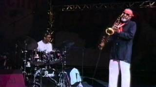 Billy Drummond - Sonny Rollins: Trading.....