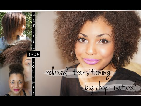 Natural Hair Growth Journey