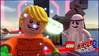 The LEGO Movie Videogame Classic Bricksburg World 100% Completion (Rex-Splorer System)
