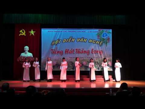 Cô gái ngành y (Đại học Y Hải Phòng) - Tiếng Hát Thăng Long 2013