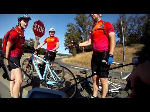 Tour de Cure 2011 - Palo Alto, CA - 75km - 2011.06.12