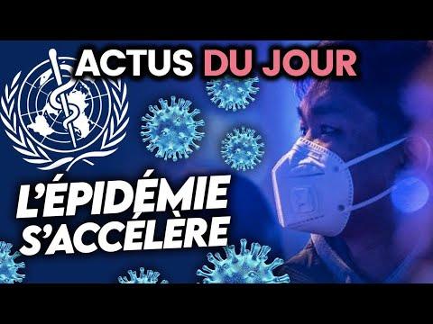 Le coronavirus accélère, plan de reconfinement en France, bonne nouvelle... Actus du jour