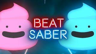 【BeatSaber】うんちセイバーをみんなも使えるようにしたぞ
