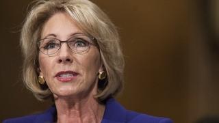 LIVE: Senate Votes on Education Nominee Betsy DeVos