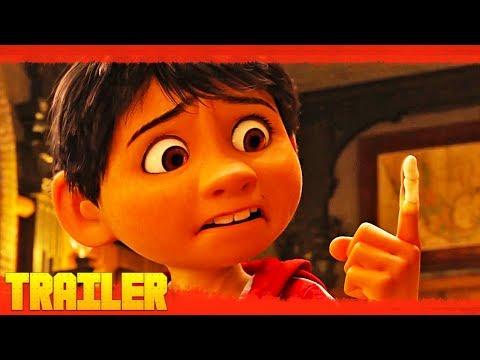 Coco (2017) Disney Nuevo Tráiler Oficial #4 Español Latino