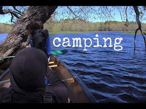 VLOG: Camping || Kejimkujik National Park