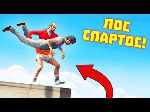 Лютые приколы в играх | WDF 159 | ЛОС СПАРТОС!
