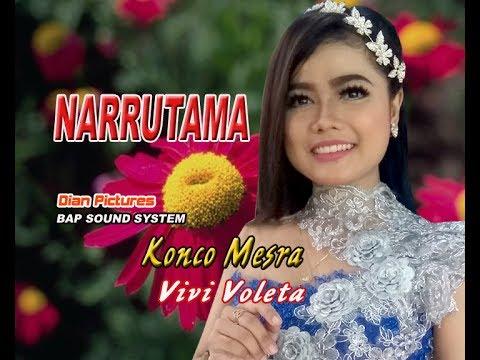 konco mesra - Voc : Vivi - Cs. NARRUTAMA (PUTRA SUPRA NADA) - Live Karanggandu