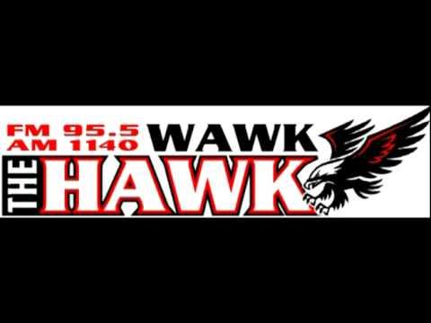 "(2of2)WAWK ""The Hawk: AM 1140 Terry Thacker Interv..."