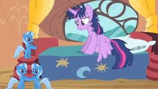 Repeat youtube video MLP FiM Cast sings Lulamoon