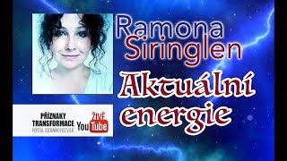 Ramona Siringlen - Aktualni energie transformace (repriza poradu)